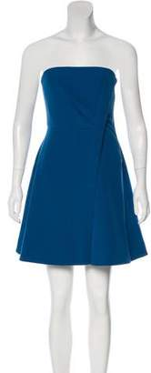 Keepsake Strapless Mini Dress