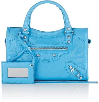 Balenciaga Women's Arena Leather Classic City Mini Bag
