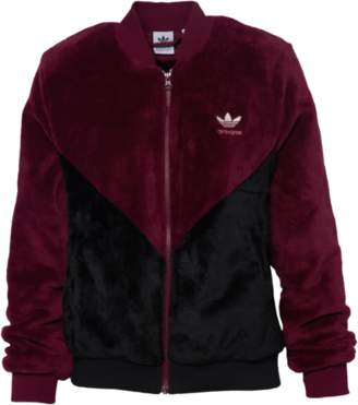adidas Sherpa Colorblock Track Top - Women's