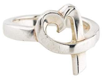Tiffany & Co. Loving Heart Ring