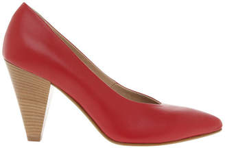 Eu'Genia Eugenia Red Leather Heel