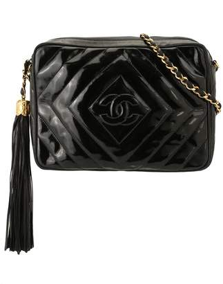 Chanel Pre-Owned CC fringe shoulder bag