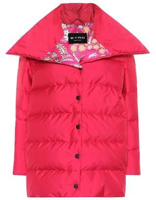 Etro Down puffer coat