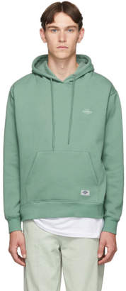 Dickies Construct Green Pullover Hoodie