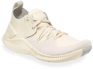 Nike Free Trainer Flyknit 3 Champagne Sneakers