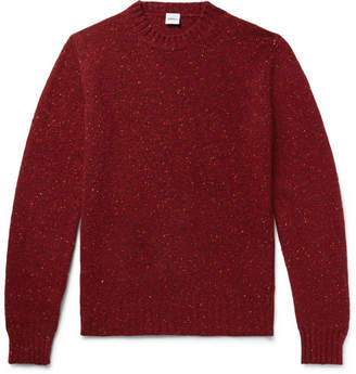 Aspesi Mélange Wool Sweater