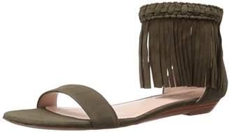 Nine West Women's Wanderlust Suede Dress Sandal