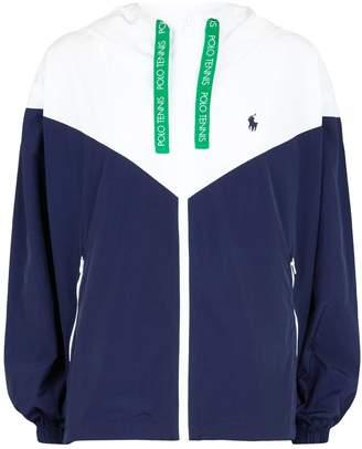 Polo Ralph Lauren Wimbledon Logo Windbreaker