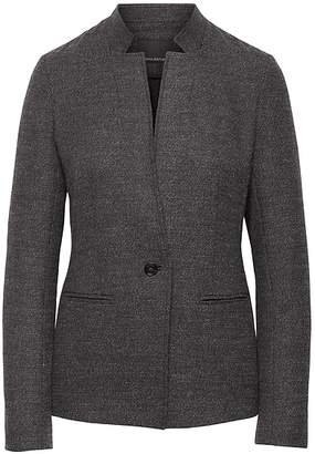 Banana Republic Unstructured Inverted Collar Blazer