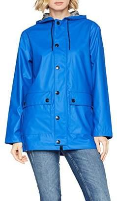 Petit Bateau Women's Cire Raincoat,(Manufacturer Size: )