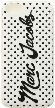 Marc Jacobs HD Script Logo iPhone 8 Case Wallet