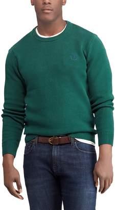 Chaps Men's Regular-Fit Crewneck Sweater