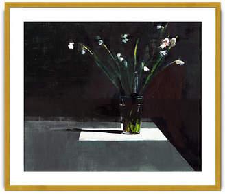One Kings Lane Susan Ashworth - Wild Spring Snowflakes Art