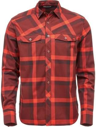 Black Diamond Technician Long-Sleeve Shirt - Men's
