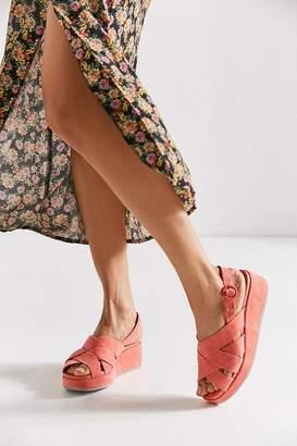 Camper Misia Flatform Sandal