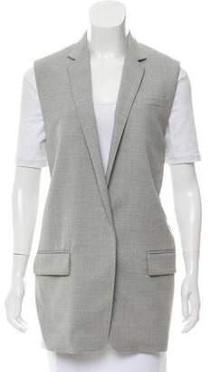 Rag & Bone Tailored Wool Vest