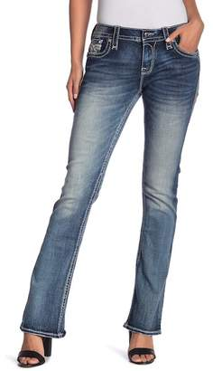 Rock Revival Easy Bootcut Jeans