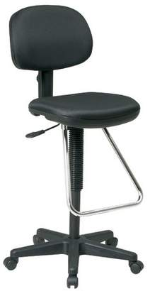 Rebrilliant Boothe High-Back Drafting Chair
