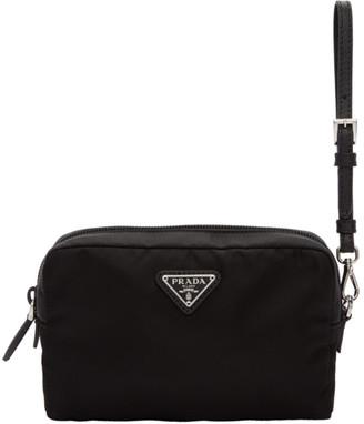 31d276268c91 Prada Bags Zip Wristlet - ShopStyle