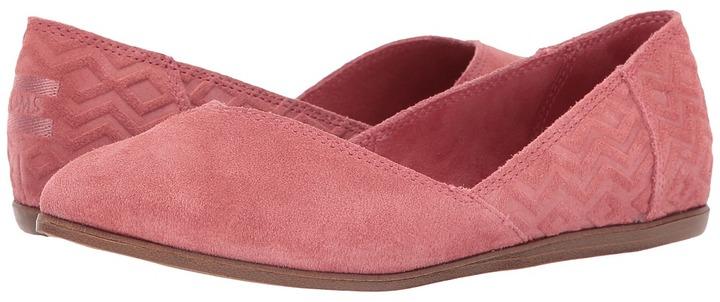 TOMS - Jutti Flat Women's Flat Shoes