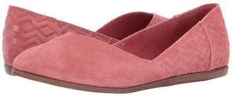TOMS - Jutti Flat Women's Flat Shoes $84 thestylecure.com