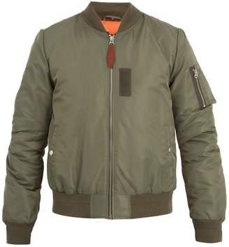 Flying Intermediate M-B6 bomber jacket