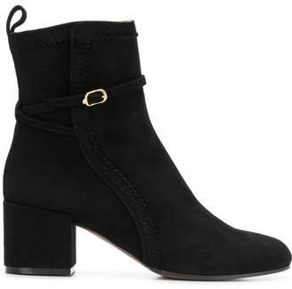 L'Autre Chose chunky heel boots