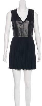 Aiko Sleeveless Mini Dress