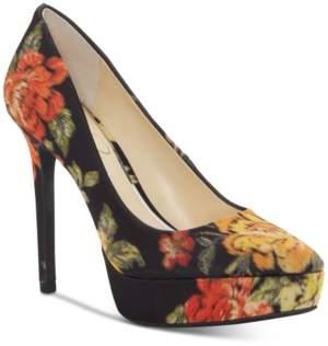 Jessica Simpson Lael Pointed-Toe Platform Pumps Women's Shoes