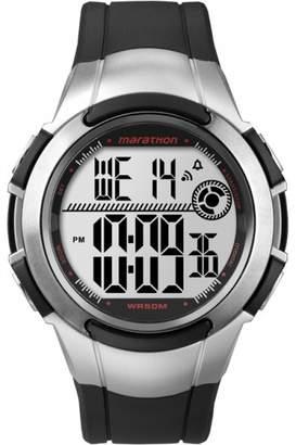 c4e50d6d9 Timex Mens Marathon Digital Full Size Alarm Watch T5K770