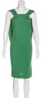 Yigal Azrouel Cut25 by Draped Shift Dress