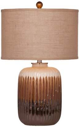 Bassett Mirror Hardy Ceramic Table Lamp