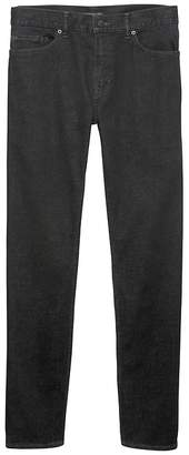 Banana Republic Skinny Rapid Movement Denim Black Wash Jean