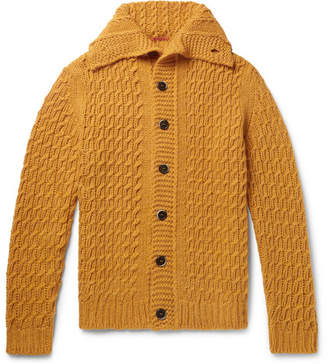 Barena Cable-Knit Cardigan