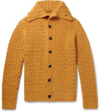Barena Cable-Knit Cardigan