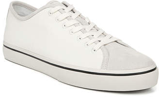 Vince Men's Farrell Canvas & Suede Low-Top Sneakers