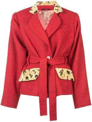 Vivienne Westwood Andreas Kronthaler For Eiir oversized jacket