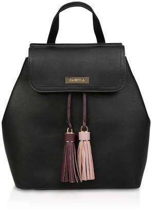 Carvela Bliss Tassel Backpack