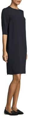 Max Mara Max Mara Finito Solid Dress