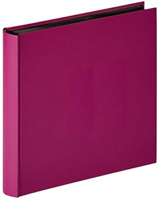 Camilla And Marc walther design Fun Book Bound Album for 100 Black Pages, Textured Paper, Petrol Green (Plain Cover), 30 x 30 x 5 cm