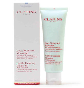 Clarins Gentle Foaming Cleanser with Tamarind for Combo or Oily Skin - Women's