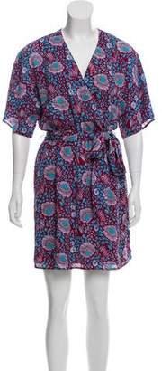 Rebecca Minkoff Belinda Printed Dress w/ Tags
