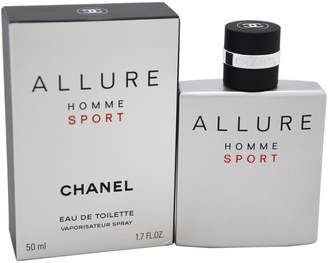 Chanel Men's Allure Homme Sport 1.7Oz Eau De Toilette Spray