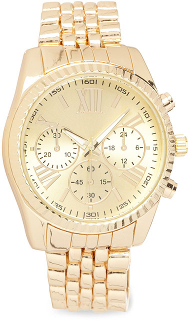Forever 21 Everyday Chronograph Watch