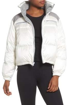 Blanc Noir Reversible Puffer Jacket
