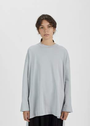 Y-3 Bold Stripes Sweater Sheer Grey