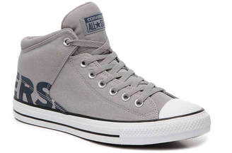 Converse Chuck Taylor All-Star Word Mid-Top Sneakers - Men's