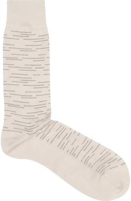 Reiss Aberton Striped Socks