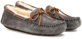 UGG Dakota shearling-lined moccasins