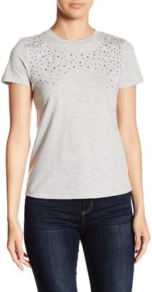 Romeo & Juliet Couture Embellished Short Sleeve Tee